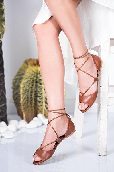 Taba Kadın Sandalet B726547309