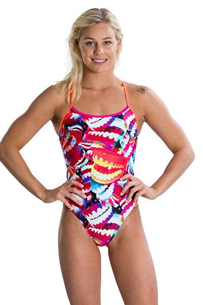 Endurance Plus Kadın Yüzücü Mayosu