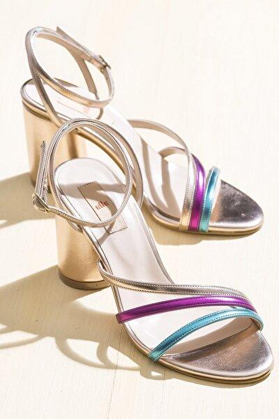 CALIMESA Gül Kurusu Multi Kadın Ayakkabı