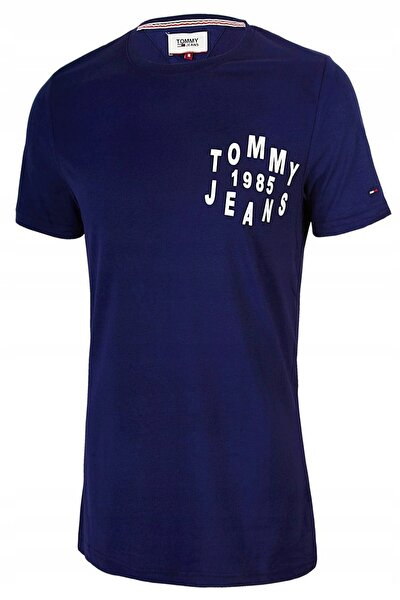 T-shirt Nyc Since 1985 Navy Blue Dm0dm03724