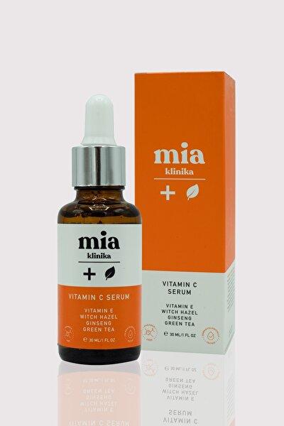 Aydınlatıcı C Vitamini Serum  Gözenek Sıkılaştırıcı 30 ml