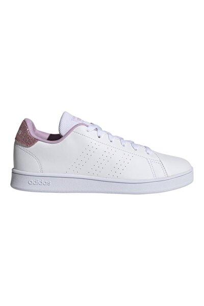 Genç Spor Ayakkabı Beyaz Advantage FY8874