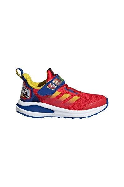 Erkek Çocuk Kırmızı  Fortarun Superhero El C Koşu Antrenman Ayakkabısı