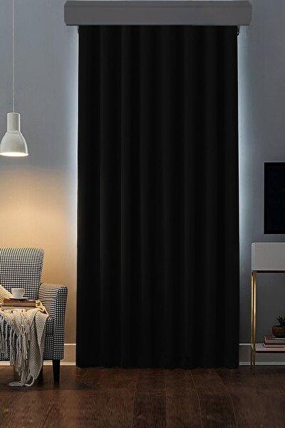 Siyah Blackout Termal,ışık Geçirmez Karartma Perde