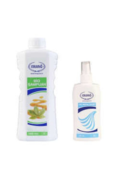 Bio Şampuan 1000 Ml. + Saç Bakım Toniği 200 Ml.