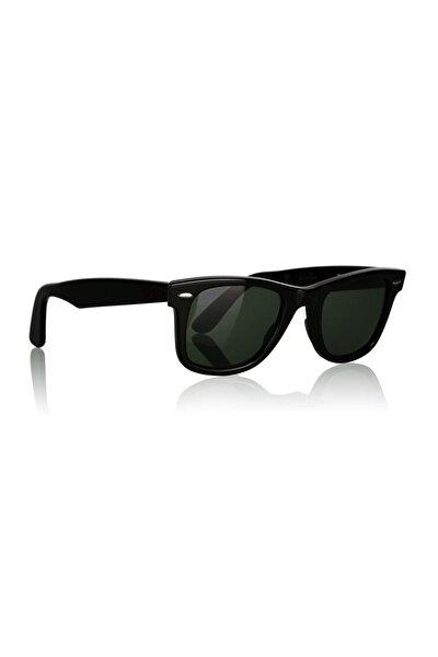 Bh 8239 Siyah Yeşil Unisex Güneş Gözlüğü