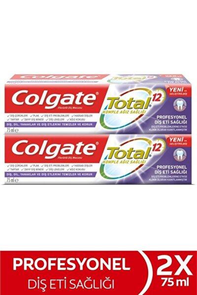 Total Profesyonel Diş Eti Sağlığı Diş Macunu 2 X 75 ml