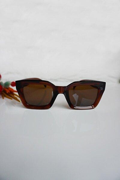 Kahverengi Mia Kadın Gözlük