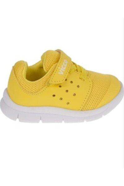 Mario Erkek Çocuk Sarı Spor Ayakkabı