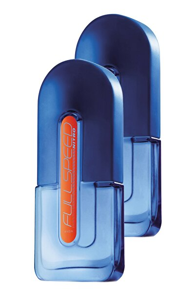Full Speed Nitro Erkek Parfüm Edt 75 ml 2'li Set 5050000104296