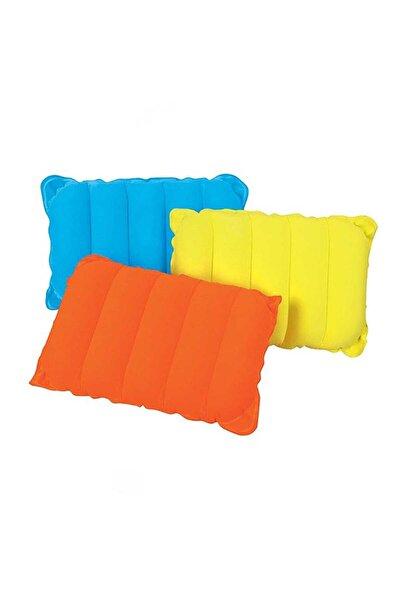 Şişme Renkli Yastık