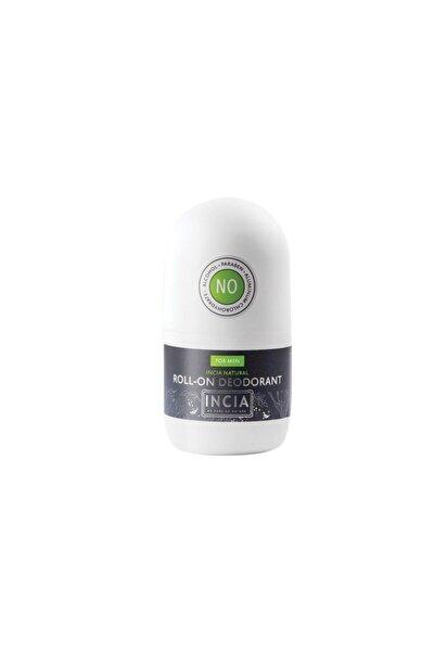 Incıa Doğal Roll-on Deodorant 50ml - Erkekler Için