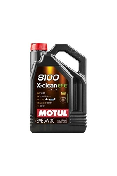 8100 X-clean Efe 5w30 4l Üt: 2020