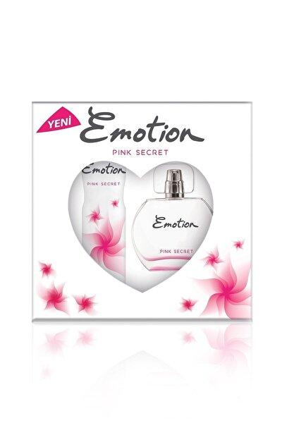 Pink Secret Parfüm + Deo Set