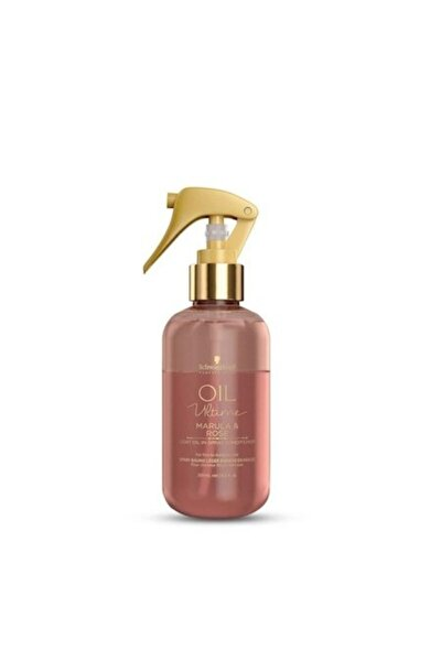 Professional Oil Ultime Marula & Rose Light Oil In Spray Conditioner 200 ml