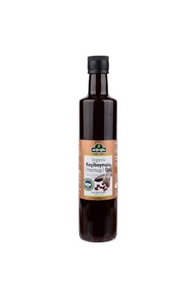 Organik Keçiboynuzu (Harnup) Özü 500 ml