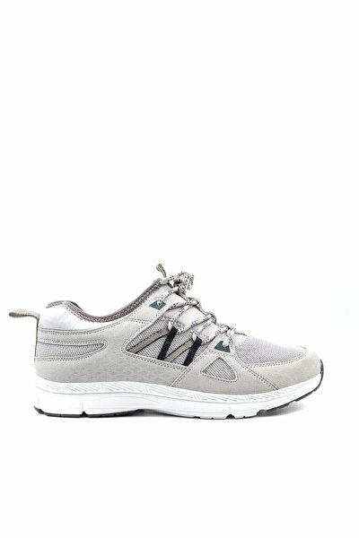 6004 Gri Renk Erkek Spor Ayakkabı