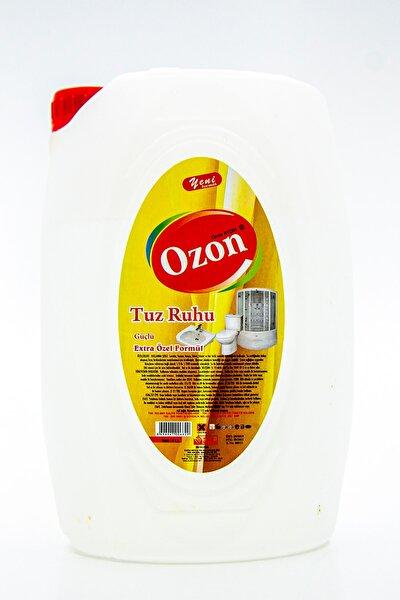 Ozon Tuz Ruhu 4l, Ekstra Güçlü Formül, Yeni, Güçlü Ve Etkili