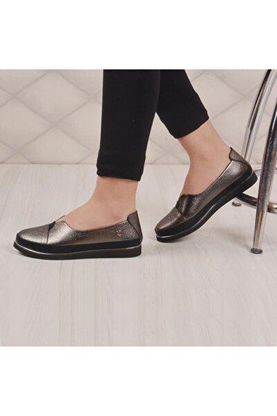 Kadın Günlük Ayakkabı Pc-51229 Platin