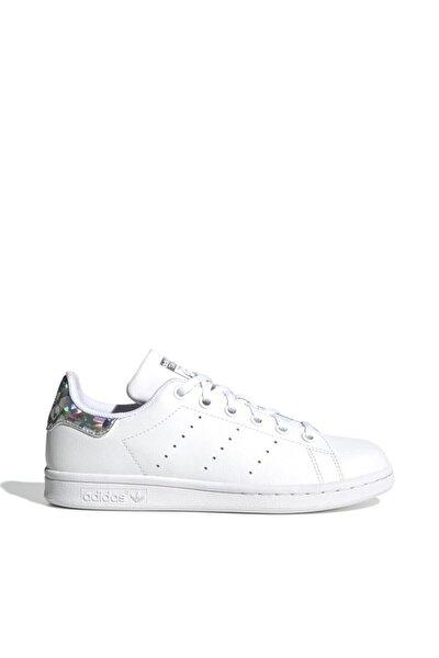Unisex Çocuk Beyaz Stan Smith Ayakkabı