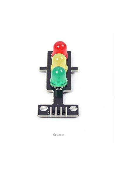 Led Trafik Lambası Modülü