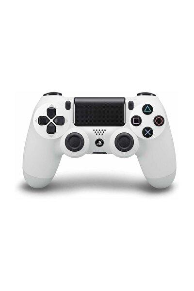 PS4 Dualshock Kablosuz Kumanda Glacier White - Buz Beyazı V2 (Eurasia Garantili)