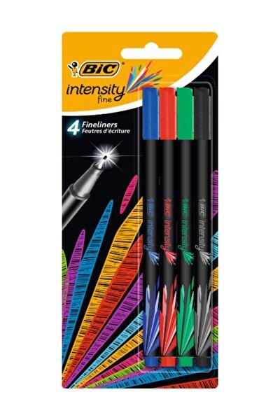 Intensity Fineliner 0.4 Mm Klasik 4 Renkli