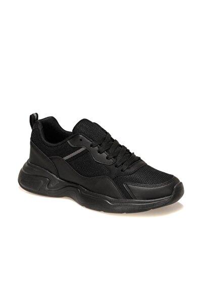 Mateo 1fx Siyah Erkek Casual Ayakkabı