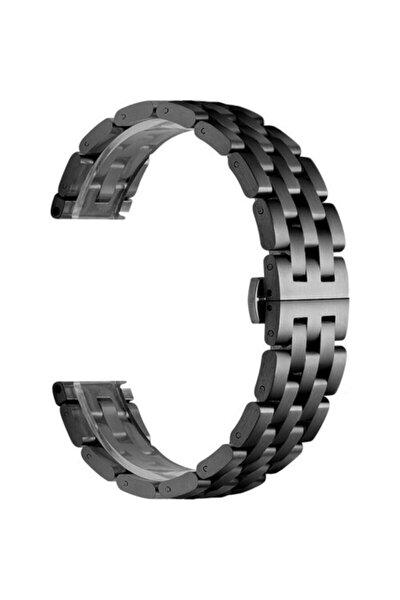 Huawei Watch Gt 2 Pro 46mm 22mm Uyumlu Zincir Model Metal Kordon