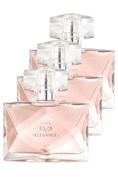 Eve Elegance Kadın Parfüm Edp 50 ml Üçlü Set