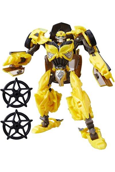 Transformers 5 Premier Edition Bumblebee Film Figürü 14 cm C2962