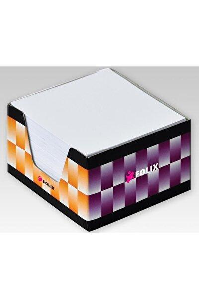 Küp Blok Kutulu 8x8 Cm 600'lü
