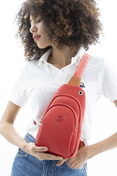 Kadın Kırmızı Çanta