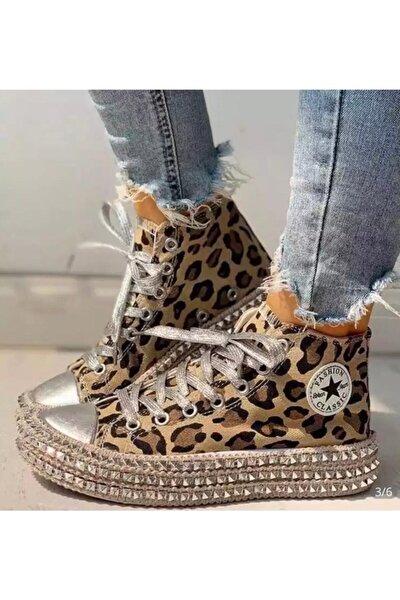 Leopar Ayakkabı