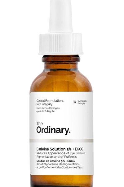 Göz Altı Morlukları Ve Şişkinlikler Için Caffeine Solution 5% + Egcg 769915190670