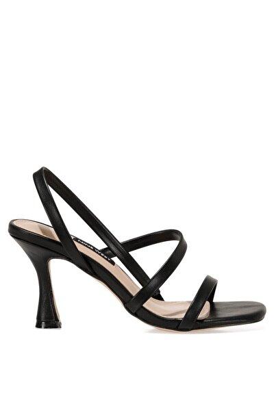 MOONA 1FX Siyah Kadın Sandalet 101008492