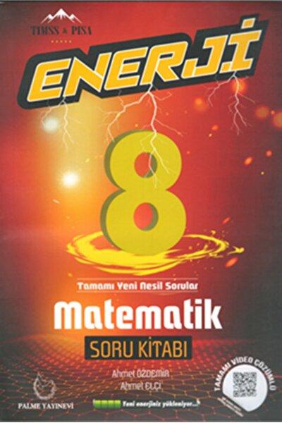8.sınıf Enerji Matematik Soru Bankası Kitabı **