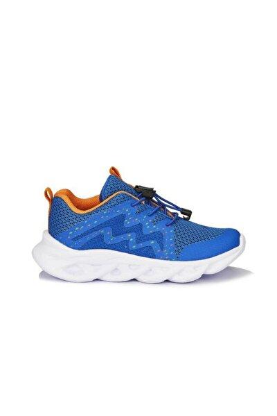 346.21y.113 Saks Mavi Çocuk Spor Ayakkabı