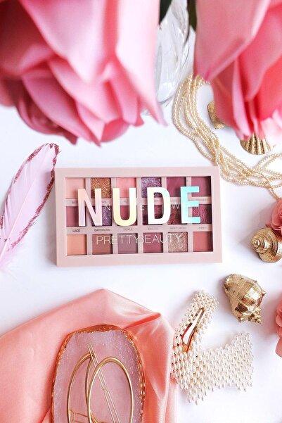 New Nude 18'li Göz Farı