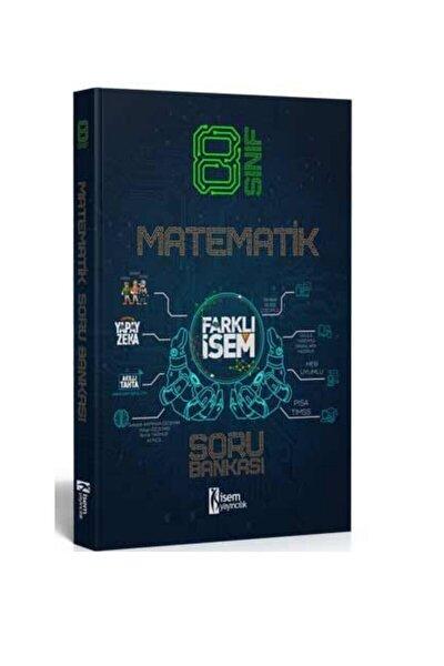Isem 2021 8. Sınıf Farklı Isem Matematik Soru Bankası