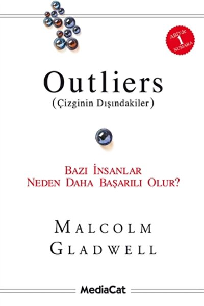 Outliers - Malcolm Gladwell 9786055755300