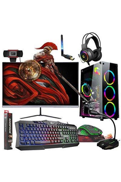 """Fx50 I5-3470 16gb 1tb  240gb 4gb 23.8"""" Oyuncu Bilgisayarı"""
