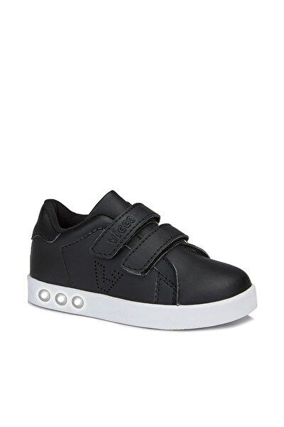 Oyo Unisex Bebe Siyah/beyaz Spor Ayakkabı