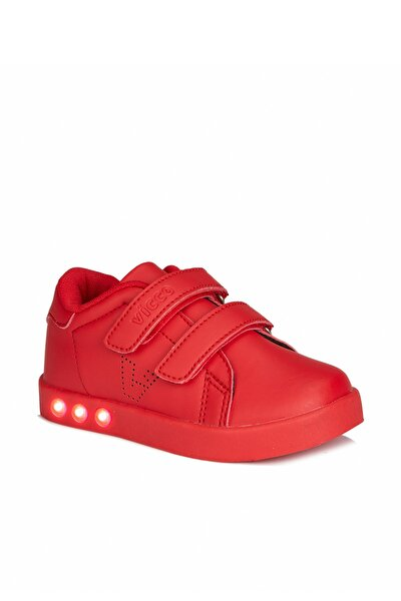 Oyo Unisex Bebe Kırmızı Spor Ayakkabı