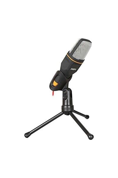 Sn-340m Siyah Masaüstü Mikrofon