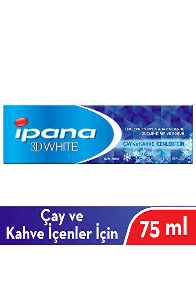 Ipana 3 Boyutlu Beyazlık Diş Macunu Çay ve Kahve İçenler İçin