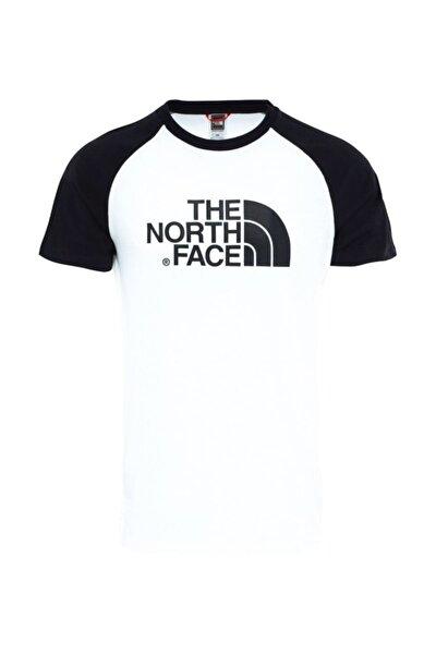 M S/S RAGLAN EASY Beyaz Erkek T-Shirt 100576729