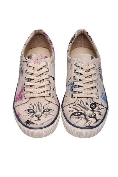 Çok Renkli Kadın Ayakkabı DGSNK016-427