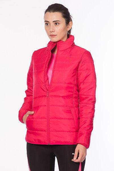 Kadın Pembe  Mont - Essentıals Padded Jacket W Love Potion - 59240728