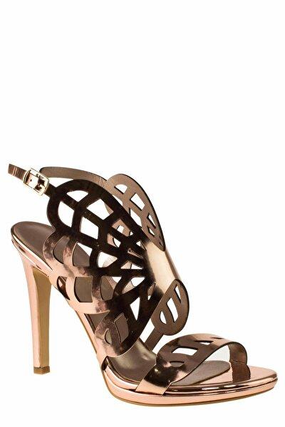 Pembe Kadın Topuklu Ayakkabı 258 199Z